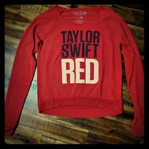Taylor Swift Red Sweater - Youth Medium